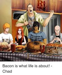 Bacon Strips And Bacon Strips Meme - enzo bacon strips strips meniti bacon is what life is about