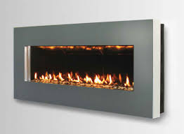 modern gas fireplace home design by john