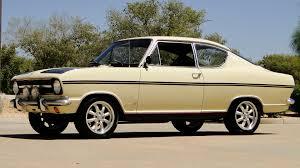 1970 opel kadett rallye the best kadett of all sports car market keith martin u0027s guide