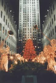 rockefeller center tree lighting new york city