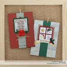 christmas card ideas by juliana michaels featuring theholiday