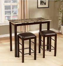 Kitchen Bar Table Sets by Bar Table Set Ebay
