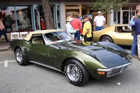 corvette stingray history 1970 chevrolet corvette stingray lt1 convertible chevrolet