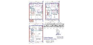 loft union square 3 bed 3 bath 1710 u2014 taylor homes group