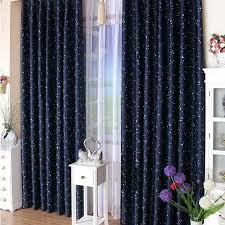 royal blue bedroom curtains blue curtains for bedroom teawing co