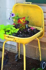 Flower Planter Ideas by Top 25 Best Tire Planters Ideas On Pinterest Tire Garden Tires