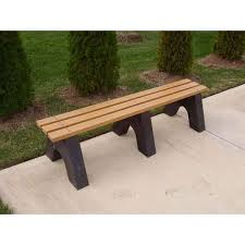 Portable Sports Bench 4 U0027 6 U0027 And 8 U0027 Sport Recycled Plastic Bench Portable Quick Ship