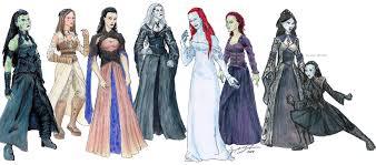 Wraith Halloween Costume Wraith Queens Nebulan Deviantart