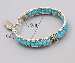 turquoise bracelet images Na tribal turquoise bracelet native american soul jpg