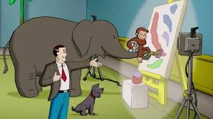 curious george season 2 episode 7 color monkey special