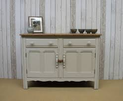 Ercol Windsor Sideboard For Sale Vintage Painted Ercol Sideboard Beautiful Wood Top Laura Ashley