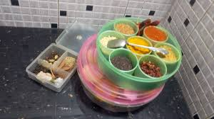masala box organisation south indian spices kitchen tip youtube