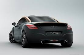 peugeot rcz price peugeot rcz r concept receives green light for production