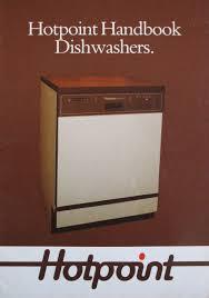 Hotpoint Dishwasher Manual Hotpoint New Generation Dishwashers Instruction Manual
