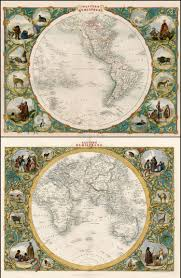 Map Of The Western Hemisphere Western Hemisphere And Eastern Hemisphere Barry Lawrence