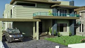 Home Front View Design Pictures In Pakistan 3d Front Elevation Com 2