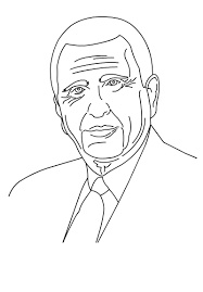 president monson coloring page free download