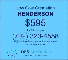 simple cremation 595 direct cremation in henderson nv