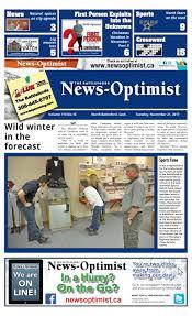 news optimist nov 21 2017 by battlefords news optimist issuu