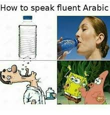 Arabic Meme - how to speak fluent arabic meme on astrologymemes com