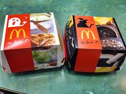 halloween take out boxes japanese halloween menu black burger jennifer hayashi