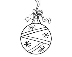 imagenes de navidad para colorear online dibujo de una bola de navidad para colorear dibujos de navidad