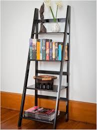 corner bookcase target white ladder shelf target lyss this five tier ladder ladder shelf