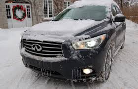 2017 infiniti qx60 hybrid premium four weeks with infiniti qx60 hybrid was a serene snowy trip