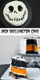 Halloween Jack Skeleton by Halloween Jack Skellington Cake See Vanessa Craft