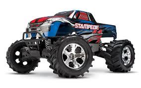 bigfoot 5 crushing monster trucks traxxas stampede 4x4 ripit rc rc monster trucks rc financing
