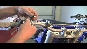 yz125 part 30 2 stroke clutch cable u0026 clutch lever youtube