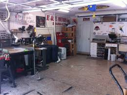 Workshop Garage by Show Us Your