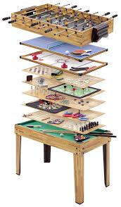 20 in 1 game table 34 in 1 multi games table liberty games