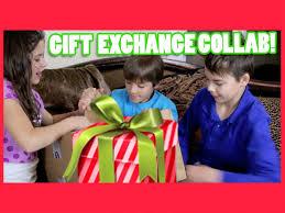we open our gift youtube gift exchange kittiesmama bratayley