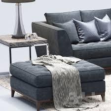Sofa And Chair Company by 3d Models Sofa Barbican Corner Sofa Cavus Table