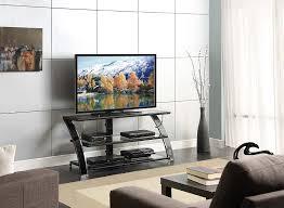 Tv Furniture Amazon Com Whalen Furniture Camarillo 3 In 1 Tv Stand 50 Inch