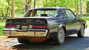 Buick Grand National Car Project Or Parts Car 1984 Buick Grand National