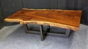 coffee table surprising live edge coffee table ideas live edge