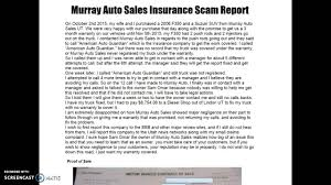 lexus murray utah murray auto sales ut warranty scam report youtube