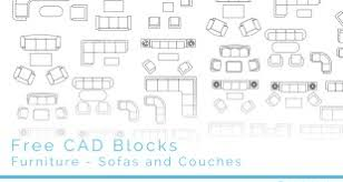 Sofa Cad Block Elevation Cad Blocks First In Architecture Part 2