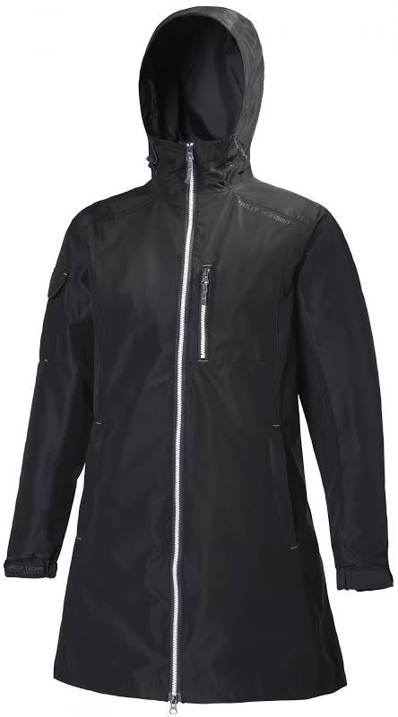Helly Hansen Long Belfast Jacket Black 55964_991 Black S