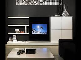 Interior Design For Tv Unit Dwell Of Decor Amazing Tv Cabinet Designs Black And White
