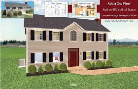 second story addition costs
