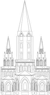 fairytale castles coloring pages