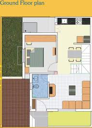 1200 sq ft 3 bhk 3t villa for sale in pratham srushti undera vadodara