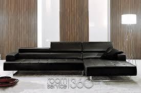 Modern Italian Leather Sofas Malaga Modern Leather Sectional Sofa Italian Leather Sectional