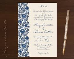 compass studio vintage milanese lace invitation