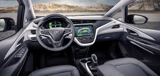 opel cars interior opel ampera e with range of over 500 kilometers