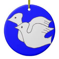 turtle dove ornaments keepsake ornaments zazzle