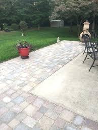 Backyard Cement Ideas Cement Ideas For Backyard Concrete Patio Decorative Small Backyard